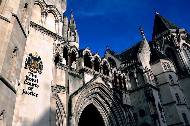 The Royal Courts of Justice - lawyers london