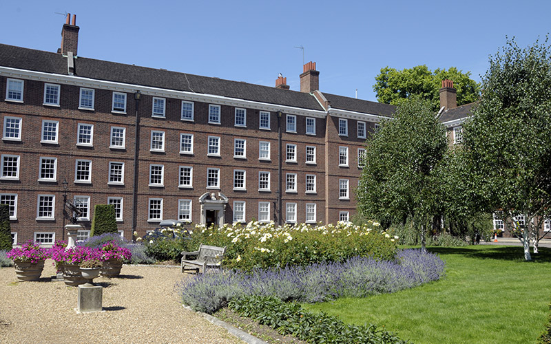 Gray's Inn Court tour