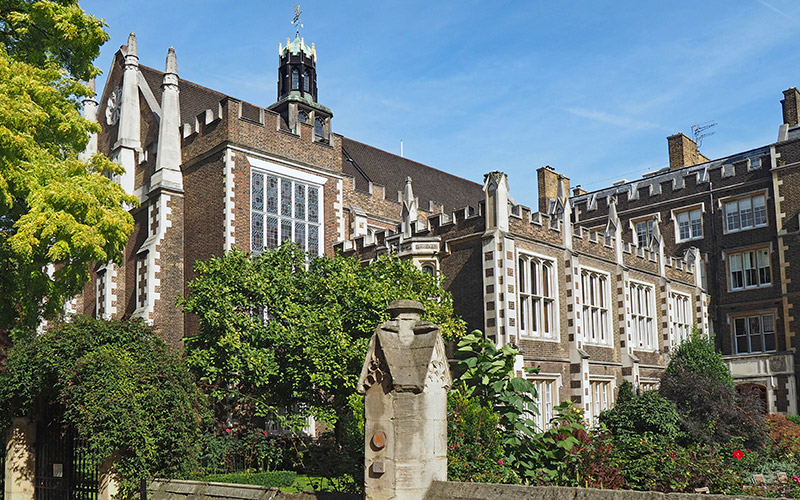 Middle Temple Hall tour